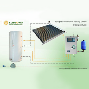 SFBS Split Pressurized Solar Water Heater
