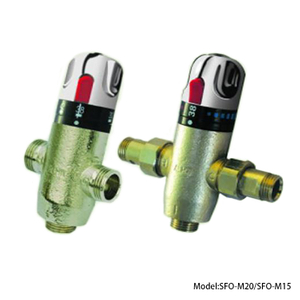 SFO-M Mixed Thermostatic Valve