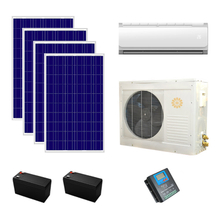 100% DC48V SOLAR AIR CONDITIONER