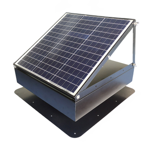 40W Solar Attic Vent Fan for House
