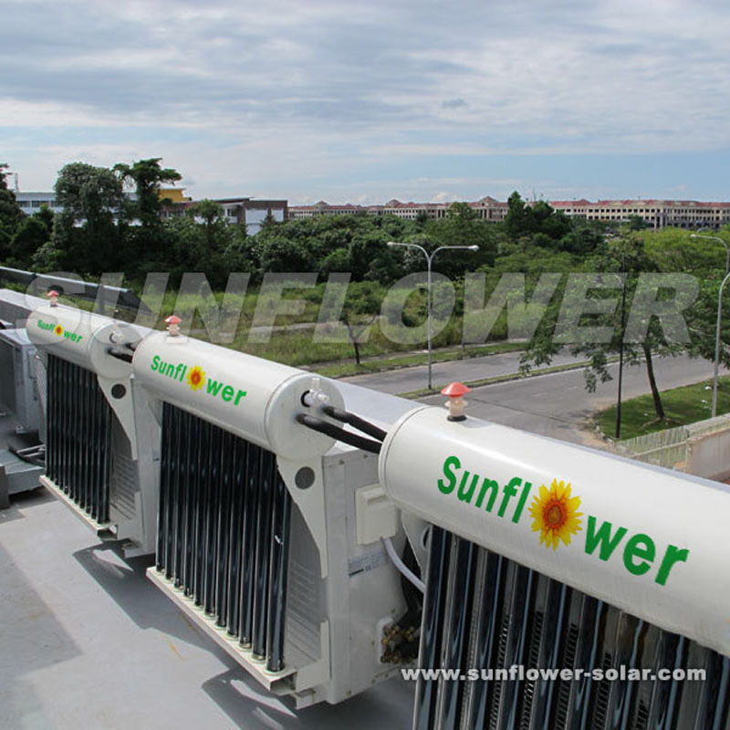Wall Mounted Thermal Hybrid Solar Air Conditioner